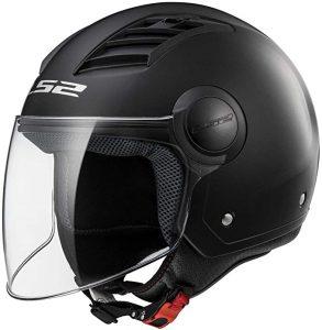 Los mejores cascos abiertos para motoristas